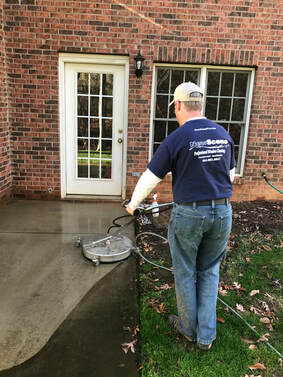 Home Patio Power Washing